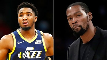 Kevin Durant, Donovan Mitchell called on to be face of coronavirus prevention