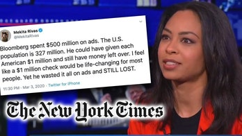 New York Times' Mara Gay mocked for attacking 'racist Twitter mob' following MSNBC math fiasco