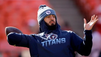 Raiders agree to deal with QB Marcus Mariota