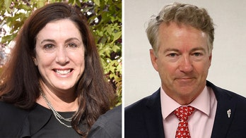 Christine Pelosi under fire for tweeting 'Rand Paul's neighbor was right' after senator's virus diagnosis