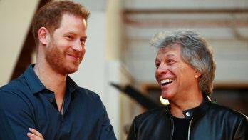 Jon Bon Jovi discusses Prince Harry collaboration on Invictus Games song