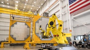 How multi-beam Navy radar tracks several attacks at once