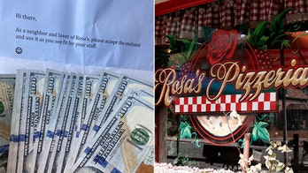 Arizona pizzeria gets $2,000 from anonymous customer, owner uses it to pay staff's most urgent bills