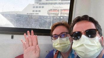 Coronavirus and cruises: Roughly 10 ships are stuck at sea amid pandemic