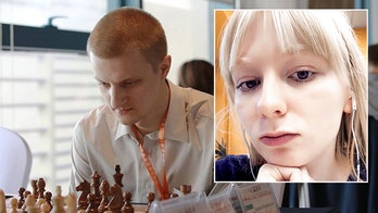 Ukraine chess champions found dead in Moscow, 'laughing gas' suspected