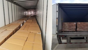 Police in North Carolina find stolen trailer full of toilet paper