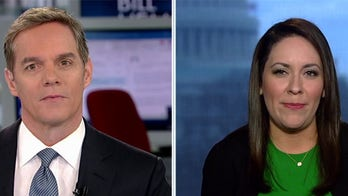 Bill Hemmer challenges DNC spokesperson on new debate rules: 'What do you say to' Tulsi Gabbard?