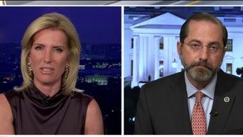 In coronavirus fight, Trump 'leaving no stone unturned,' Alex Azar says