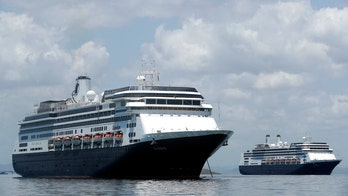 Holland America cruise ship Zaandam disembarks at Florida port, mayor calls it 'a humanitarian solution'