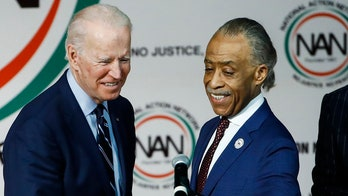 Al Sharpton on Biden's Super Tuesday wins: 'Latte liberals' disconnected from black Democrat base