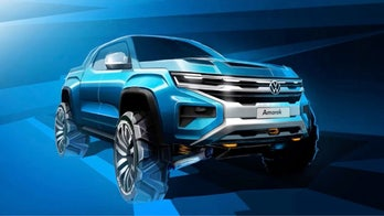 First look: VW's Ford-based Amarok pickup revealed