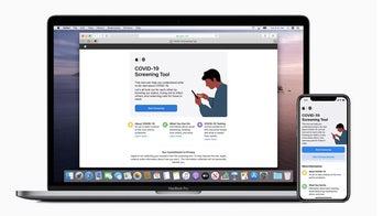 Apple announces new coronavirus app and website