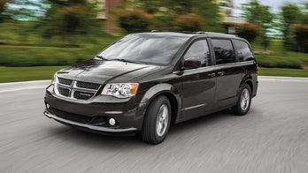 Dodge Grand Caravan discontinued