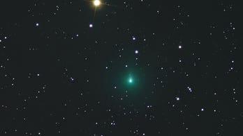 Photographer captures comet C19 headed toward Earth