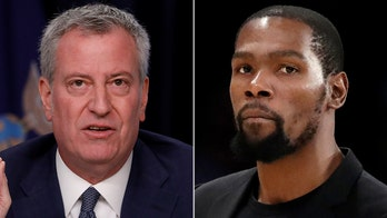 De Blasio slams NBA for testing players for coronavirus: 'Tests should not be for the wealthy, but for the sick'