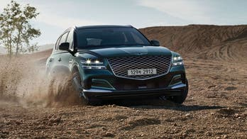 Here's how much the 2021 Genesis GV80 costs