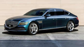2021 Genesis G80 sedan debuts online as coronavirus shuts car shows