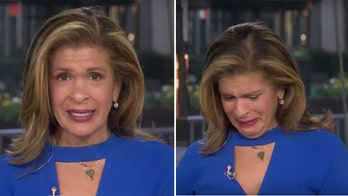 Hoda Kotb breaks down in tears during coronavirus interview with New Orleans quarterback Drew Brees