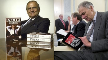 """Lee Iacocca's copy of Ralph Nader's """"Unsafe at Any Speed"""" found at used bookstore for $5"""