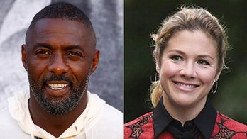 Idris Elba, Sophie Trudeau posed for a photo together days before coronavirus diagnosis