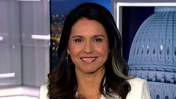 Tulsi Gabbard blasts 'hypocrisy' of DNC and their media partners for not letting her debate