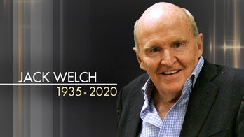 Paul Batura: Jack Welch's rise to the top began with listening to his mother