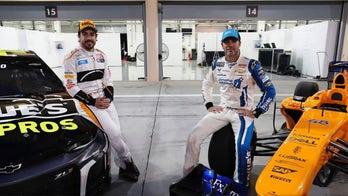 NASCAR鈥檚 Jimmie Johnson entering virtual IndyCar race during coronavirus-suspended season