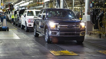 Ford aiming to restart truck production on April 14 after coronavirus-related closures