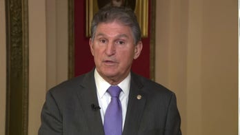 Senate Dems, Manchin reach deal on COVID-19 unemployment benefits, allowing bill to move forward