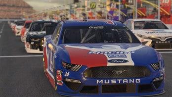 NASCAR season going virtual through May 3 after coronavirus cancellations