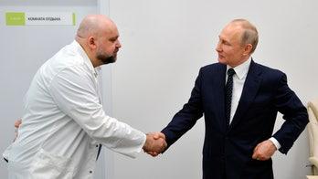 Russian doctor who shook hands with Putin last week has coronavirus