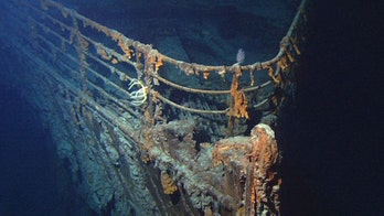 Titanic salvage firm gets approval for controversial plan to cut into wreck, retrieve telegraph machine