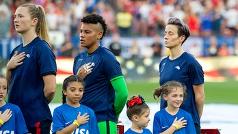 US women's soccer calls for immediate repeal of federation's 'Anthem Policy' requiring players to 'stand respectfully'