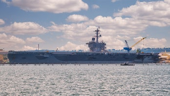 More sailors aboard USS Theodore Roosevelt test positive for coronavirus, officials say