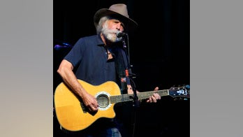 Here's why Bob Weir sang the national anthem for the virtual Texas NASCAR race
