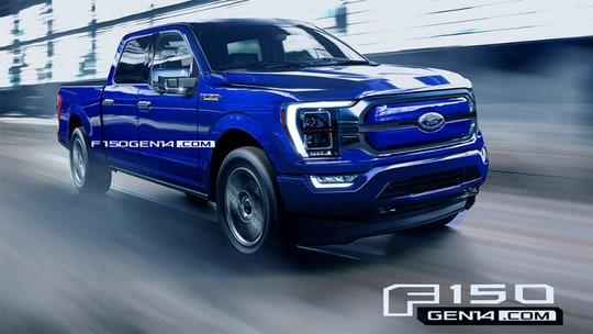 Sneek peek: 2021 Ford F-150 revealed in renderings