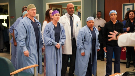 'Grey's Anatomy' cast thanks medical workers fighting coronavirus: 'We are so grateful'