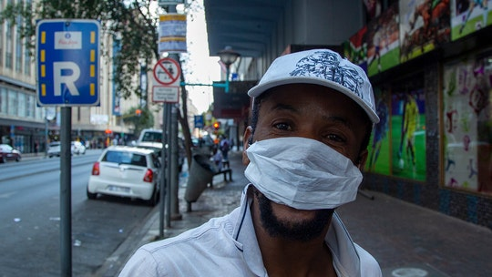 South Africa goes on 21-day lockdown as coronavirus cases surge