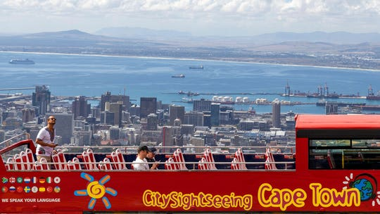 US passengers trapped on board aircraft in South Africa