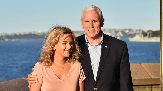 Vice president's daughter, Charlotte Pence, on fear and faith amid coronavirus outbreak