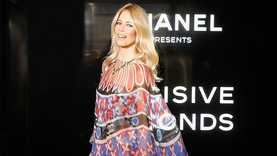 Claudia Schiffer says security once guarded her underwear to stop thieves: 'It was insane'