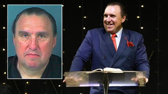 Florida pastor's legal team responds to 'entirely inappropriate' arrest