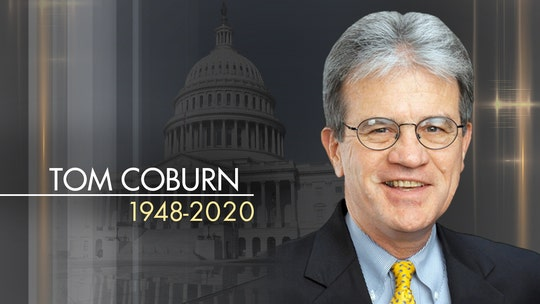 Former Sen. Tom Coburn dies after years-long cancer battle