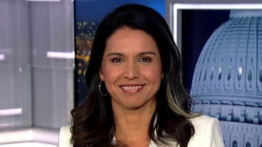 Tulsi Gabbard slams Schiff, Brennan, Big Tech as more 'dangerous' than Capitol rioters