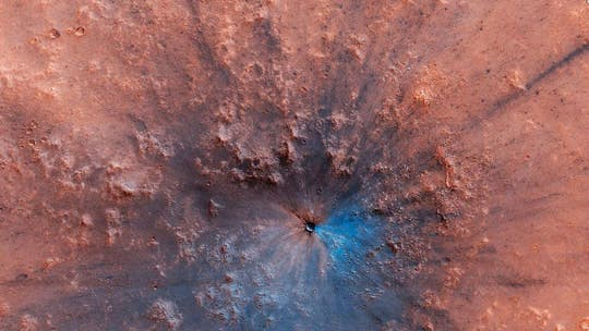 Ancient Mars had 2 reservoirs of water deep underground, study claims