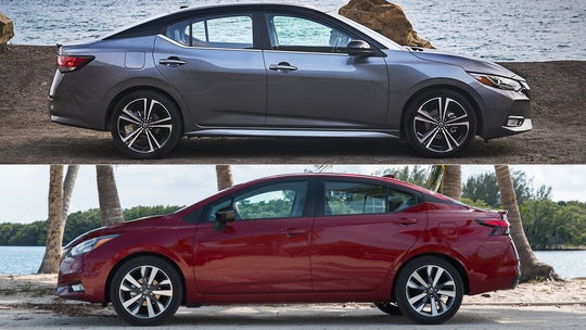 Test drives: The 2020 Nissan Versa and Sentra are fighting the good fight for cars