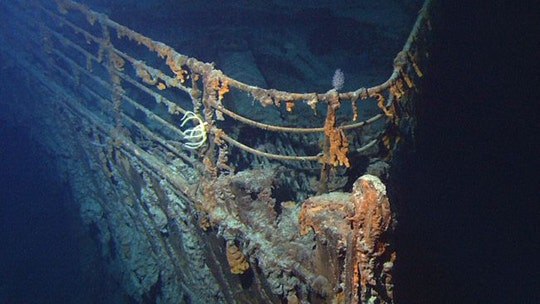 Tourists can visit Titanic wreckage for $125G starting in 2021
