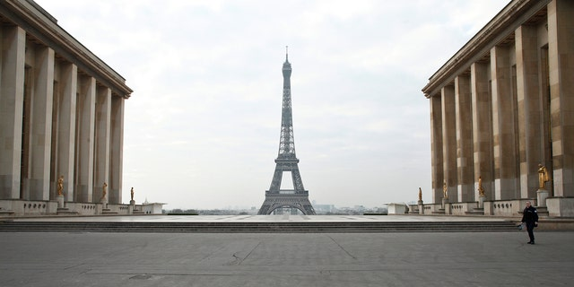 French President Emmanuel Macron ordered a nationwide lockdown on March 17 that was initially expected to last 15 days.