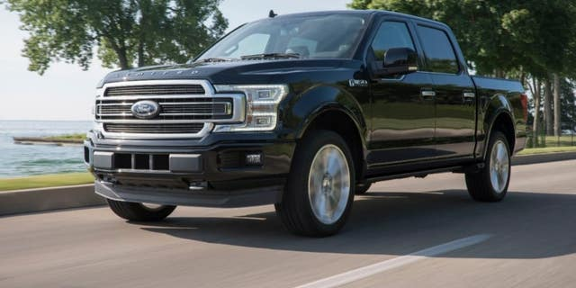 The F-150 was last redesigned in 2018.