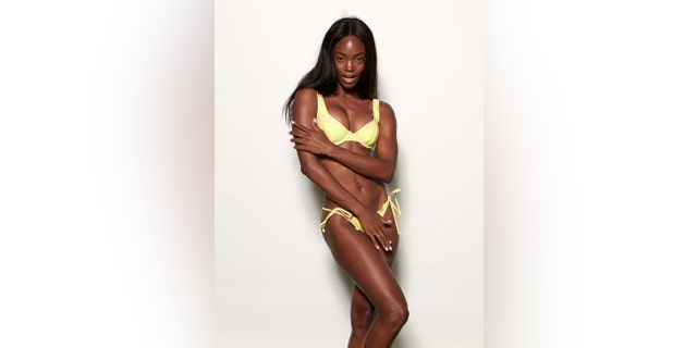 Tanaye White said there's more to SI Swimsuit than just wearing a bikini.